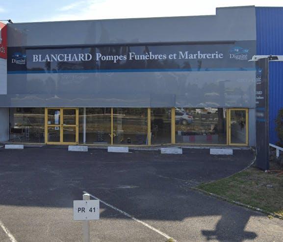 Photographie Pompes Funèbres et Marbrerie Blanchard Chambray-lès-Tours