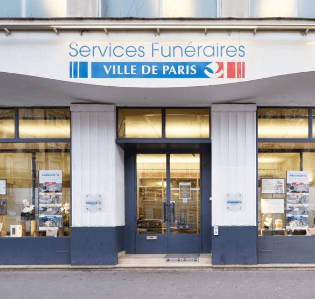 Photographie du Services Funéraires-Ville de Paris à Paris