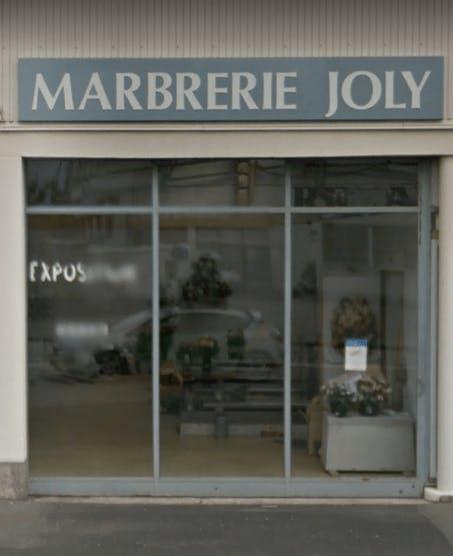 Photographie Marbrerie JOLY de Neufchâtel-en-Bray