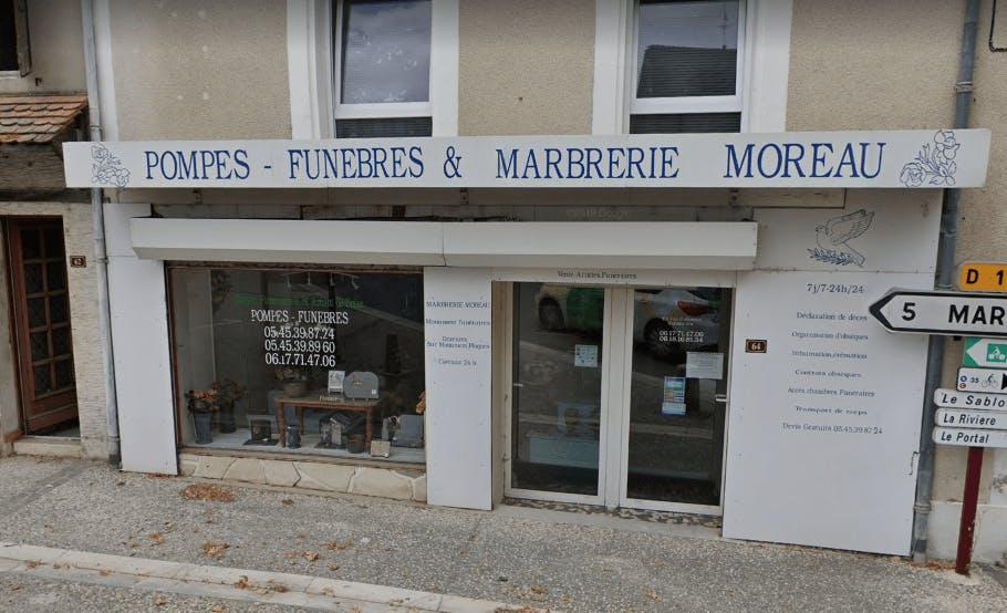 Photographie Pompes Funèbres Marbrerie MOREAU de Vars