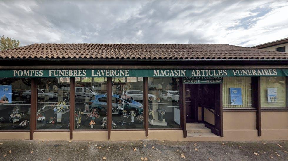 Photographie Pompes Funèbres Lavergne de Sarlat-la-Canéda