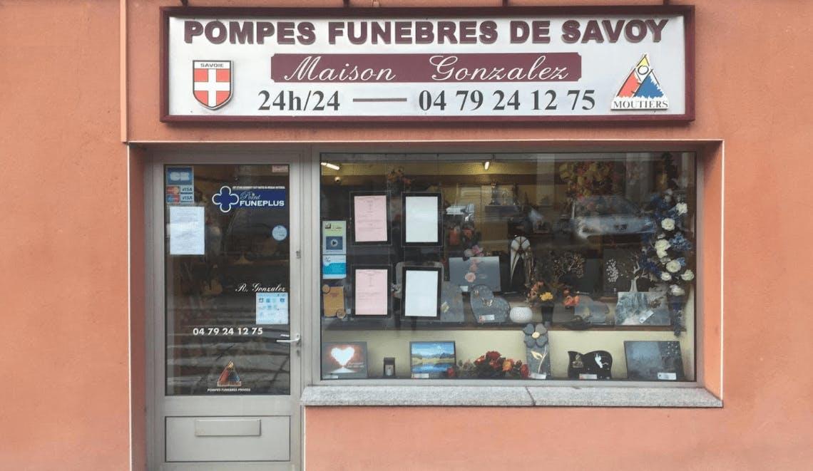 Photographie Pompes Funèbres de Savoy de Moutiers