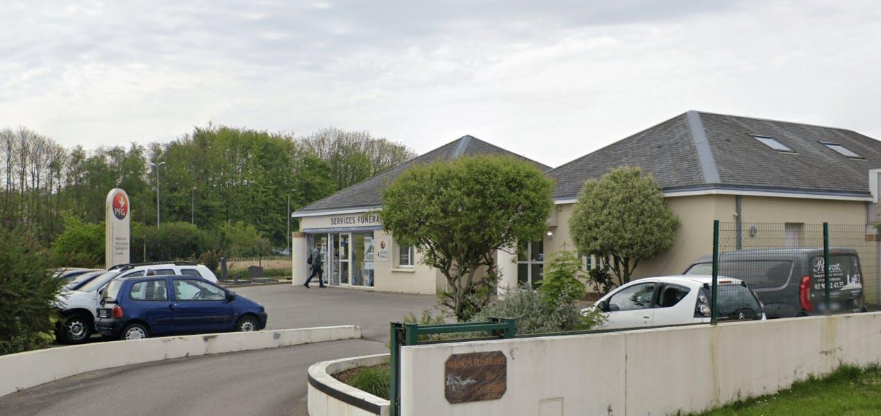 Photographie Pompes Funèbres Générales à Brest