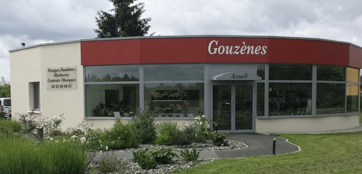 Photographie Pompes Funèbres Gouzènes de Ruillé-sur-Loir