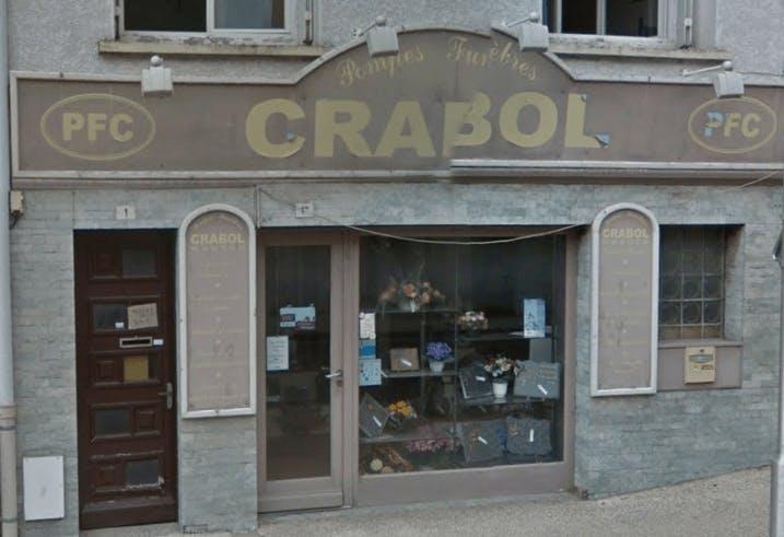 Photographie de la Pompes Funèbres CRABOL de la ville de Bram
