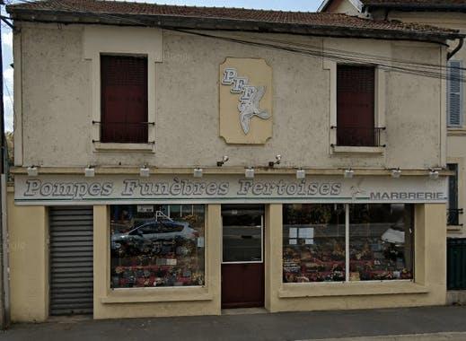 Photographie Pompes Funèbres Marbrerie Fertoises de La Ferté-sous-Jouarre