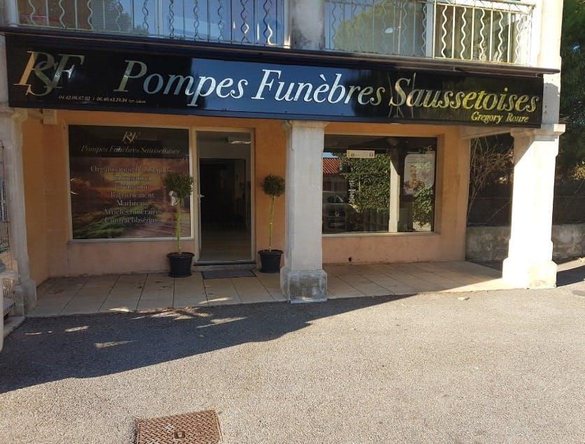 Photographies des Pompes Funèbres Saussetoises à Sausset-les-Pins