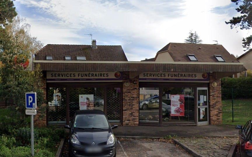 Photographies des Pompes Funèbres Générales à Vandœuvre-lès-Nancy