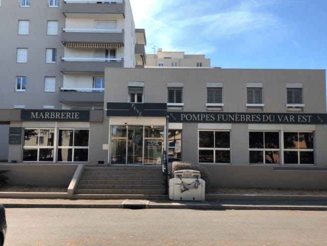 Photographie Pompes Funèbres du Var-Est Draguignan