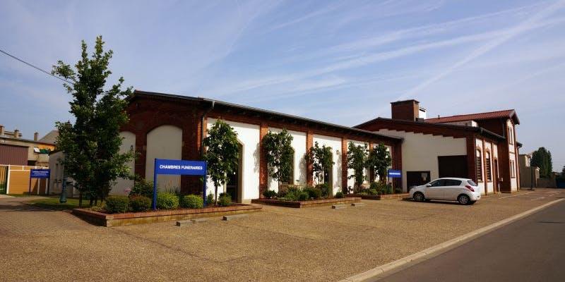 cématorium de thionville