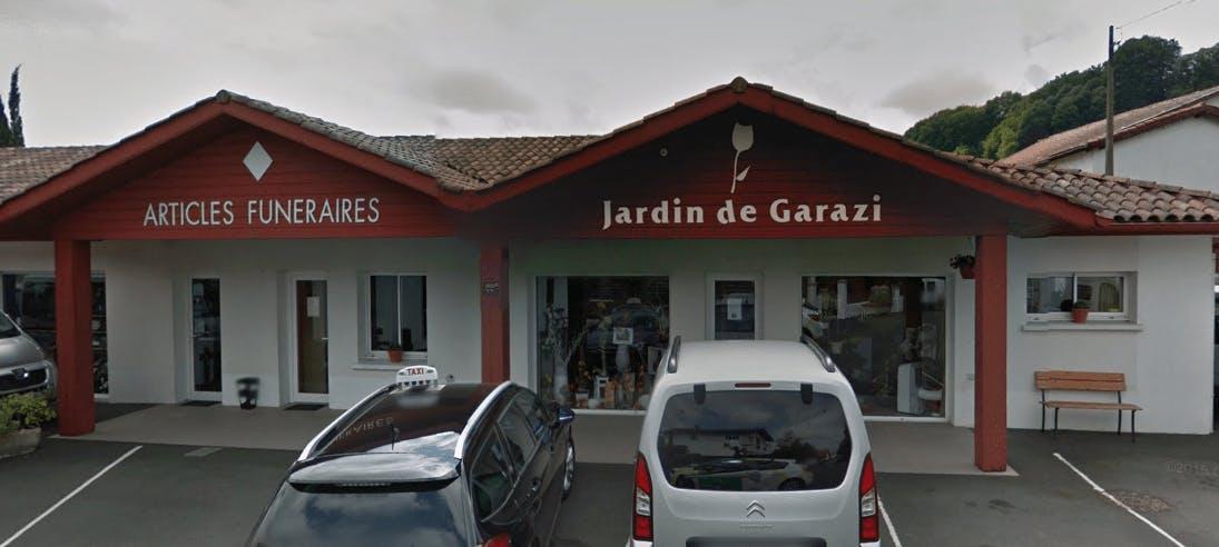 Photographie de la Pompes Funèbres Garazi de la ville de Saint-Jean-Pied-de-Port
