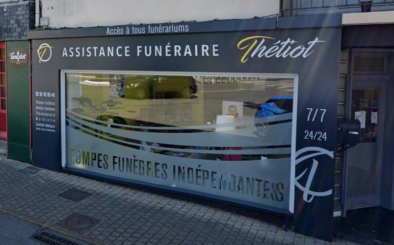Photographies De l'Assistance Funéraire Theitot à Vannes