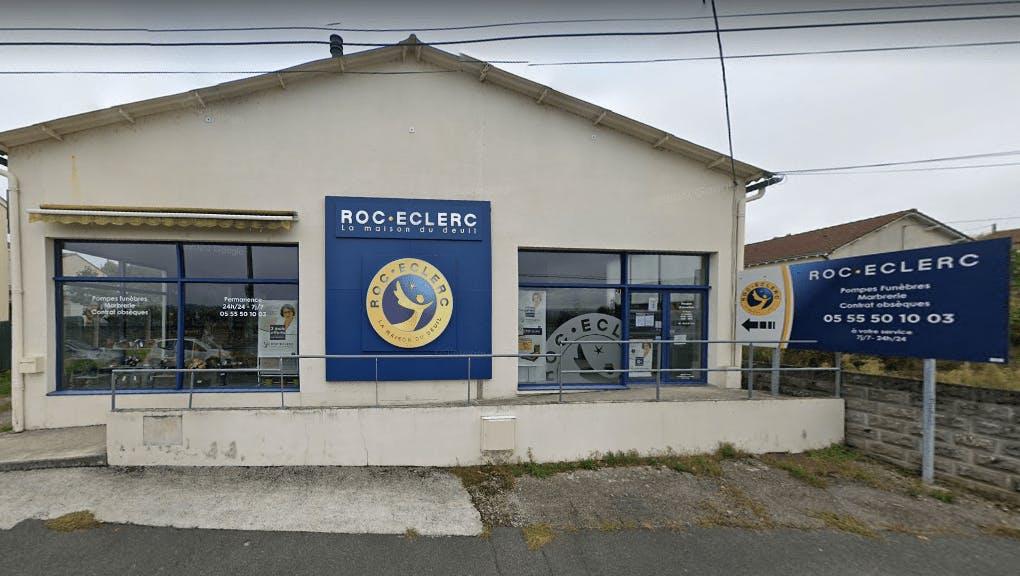 Photographie Pompes Funèbres Roc-Eclerc de Saint-Junien
