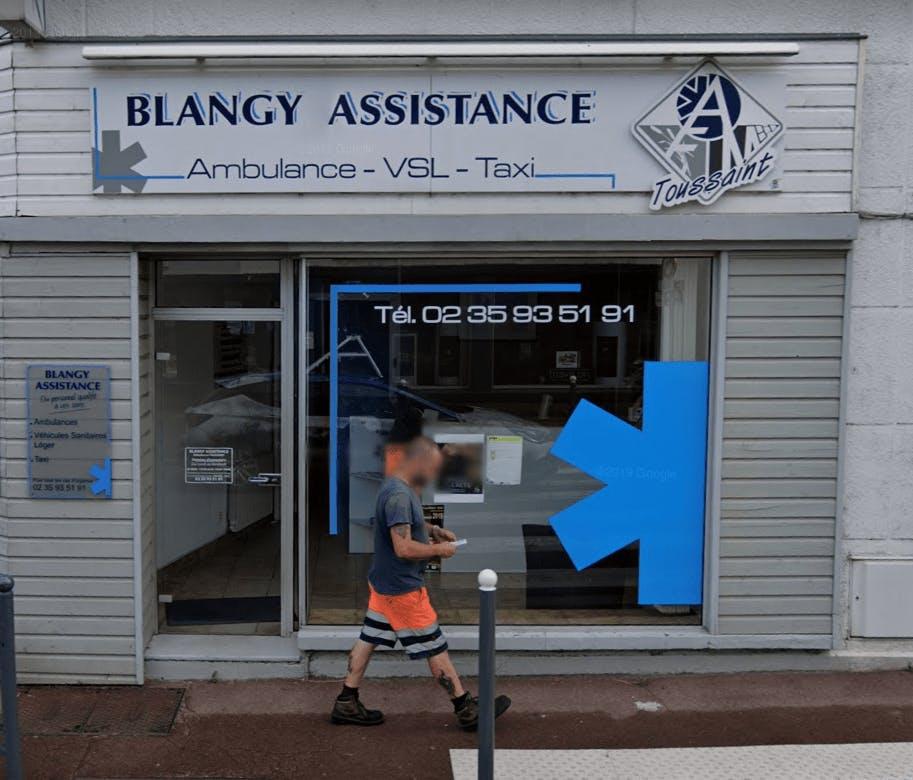 Photographie de Blangy Assistance SARL de Blangy-sur-Bresle
