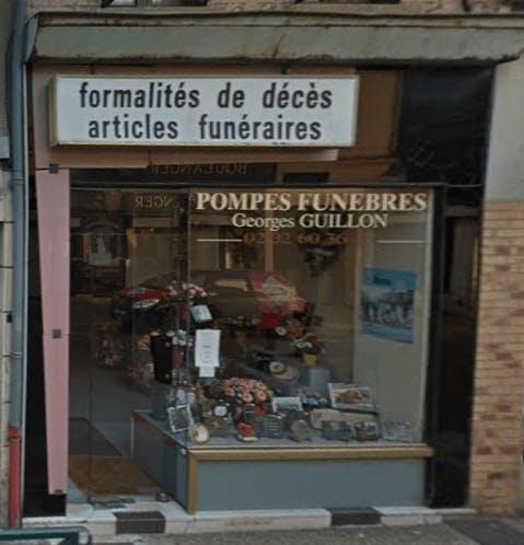 Photographie Pompes Funèbres Georges Guillon de Saint-André-de-l'Eure