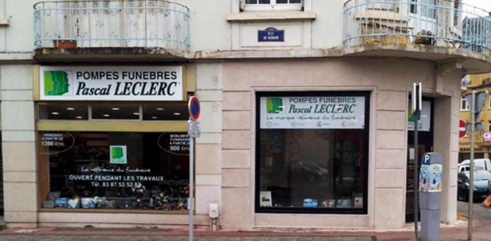 Photographie Pompes funèbres Pascal LECLERC de Metz