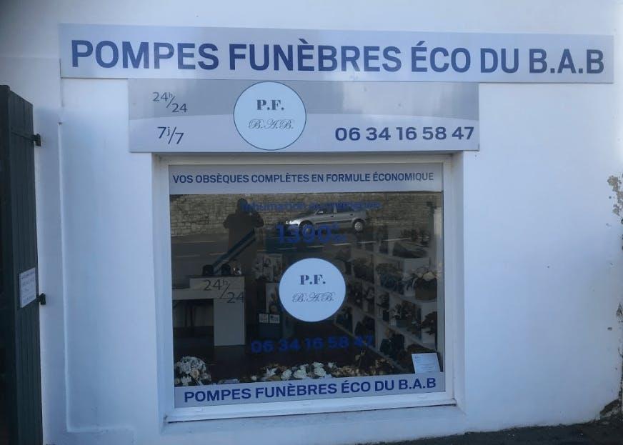 Photographie Pompes Funèbres Eco du B.A.B de Saint-Pierre-d'Irube