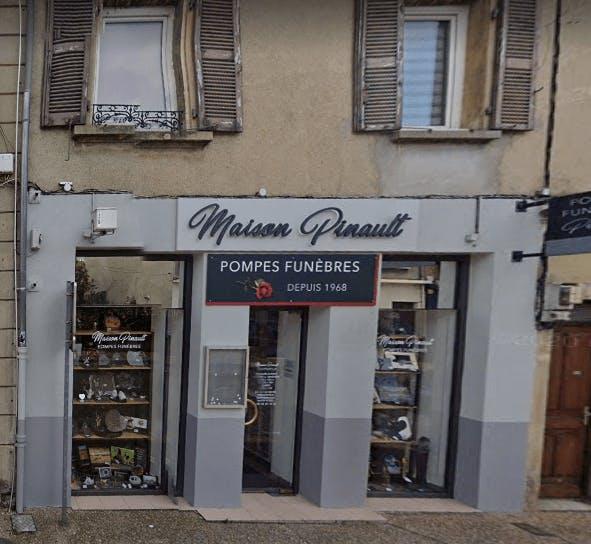 Photographie de Pompes Funèbres PINAULT de la ville de Miribel