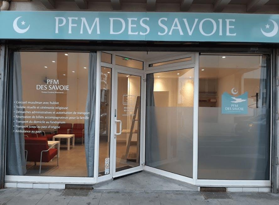 Photographie Pompes Funèbres Musulmanes des Savoie d'Annemasse