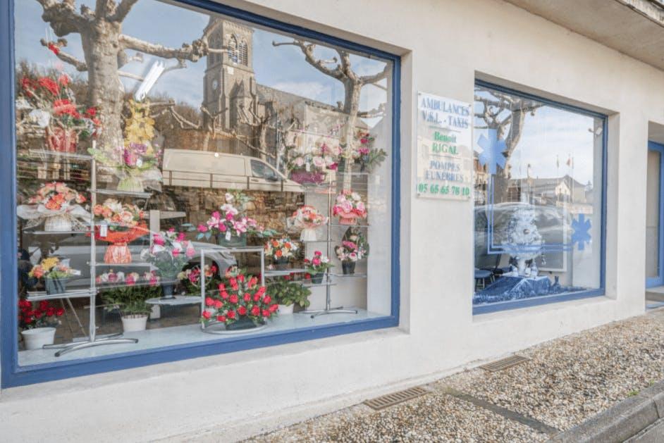 Photographie de Pompes Funèbres RIGAL de la Fouillade