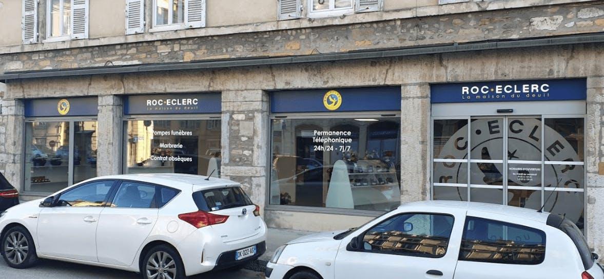 Photographie Pompes Funèbres ROC-ECLERC de Vienne