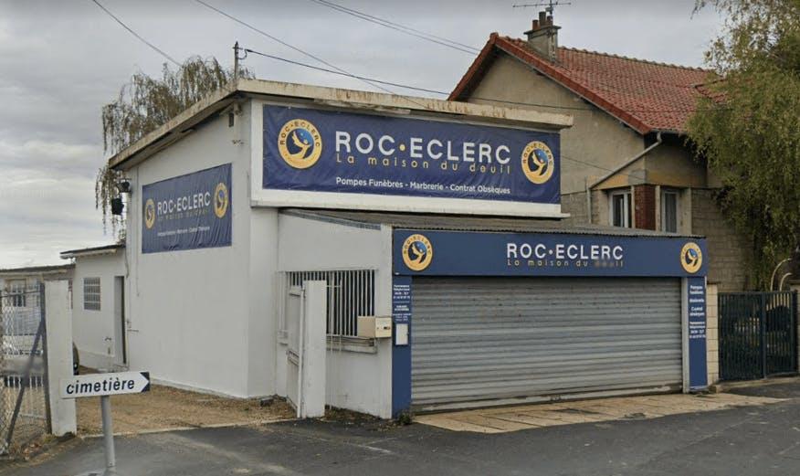 Photographie de la Pompes Funèbres ROC ECLERC à Villeparisis