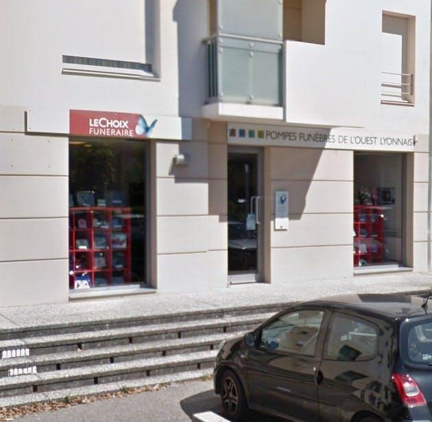 Photographies des Pompes Funèbres De L'ouest Lyonnais à Brignais