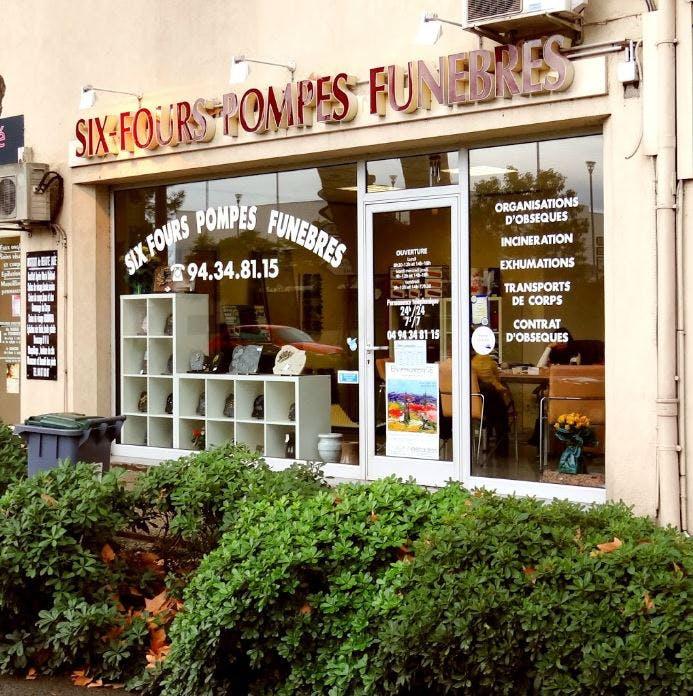 Photographie Six-Fours Pompes Funèbres Six-Fours-Les-Bains