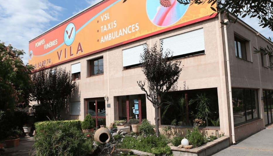 Photographie de l'Assistance Service Funéraire VILA à Pollestres