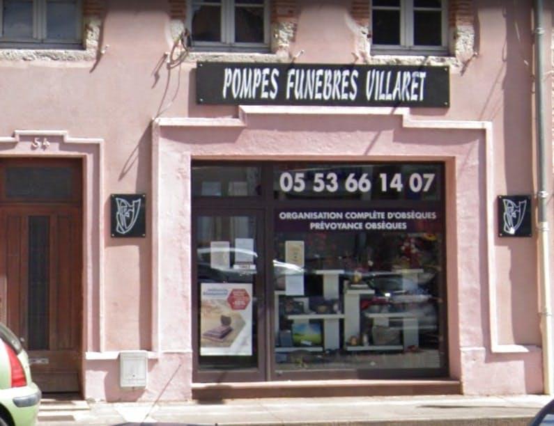 Photographie de Pompes Funèbres Villaret de l' Agen