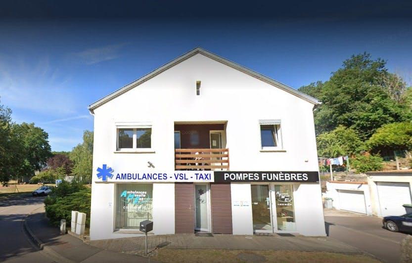 Photographies De l'Ambulances et Accueil Funéraire Moselle Est à Forbach