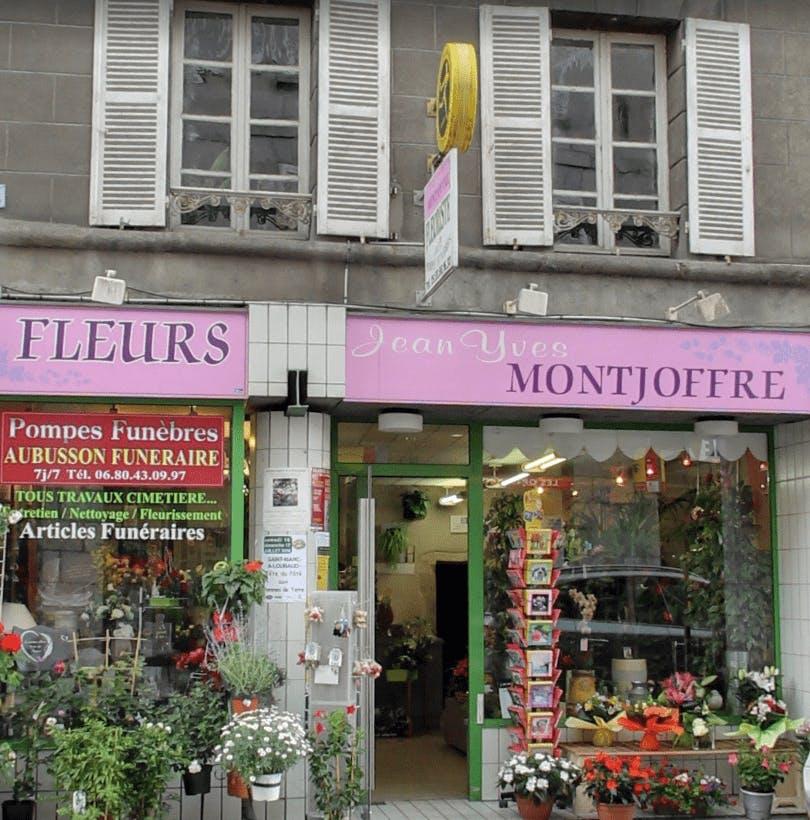 Photographie Pompes Funèbres MONTJOFFRE Jean Yves d'Aubusson