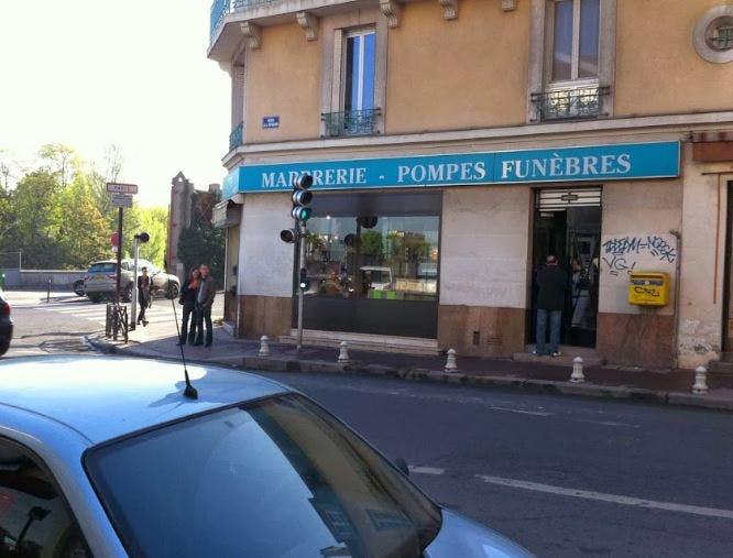 Photographie Marbrerie Floury Montrouge