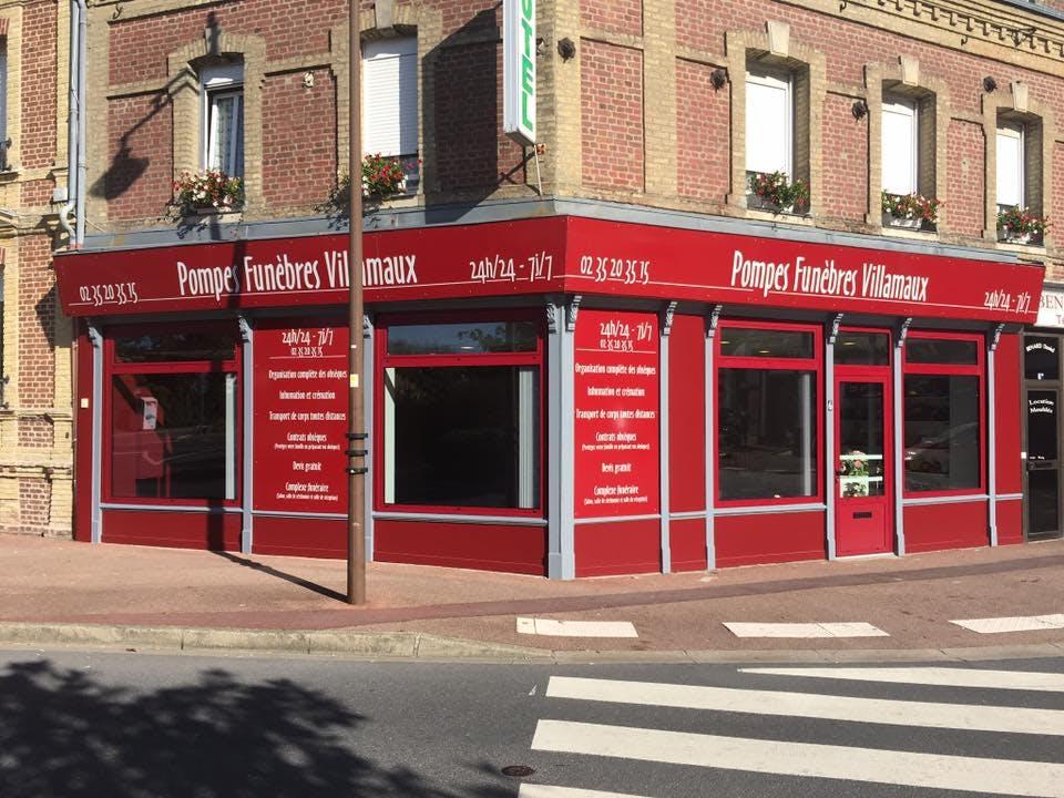 Photographie Pompes Funèbres Villamaux Montivilliers