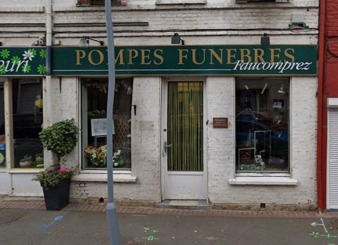 Photographie de Pompes Funèbres Faucomprez de Lezennes