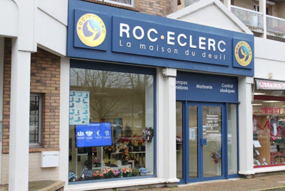 Photographies des Pompes Funèbres Roc'Eclerc à Poissy