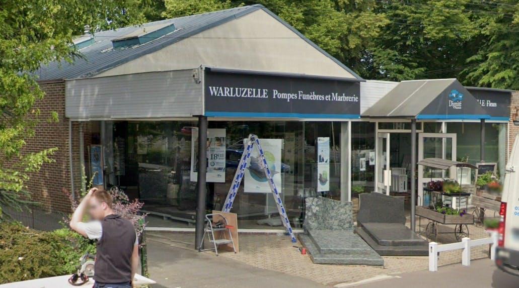 Photographie des Pompes Funèbres Et Marbrerie Warluzelle à Amiens