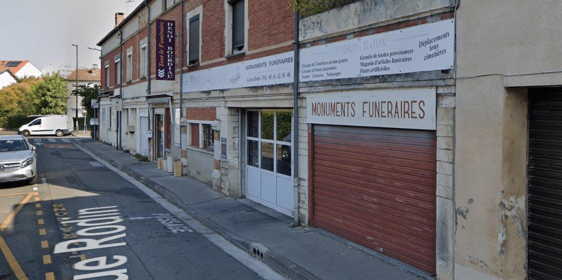Photographie Pompes Funèbres DENOI à Toulouse