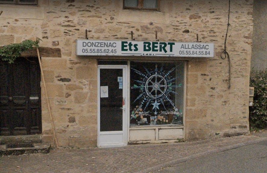 Photographie Pompes Funèbres BERT de Donzenac