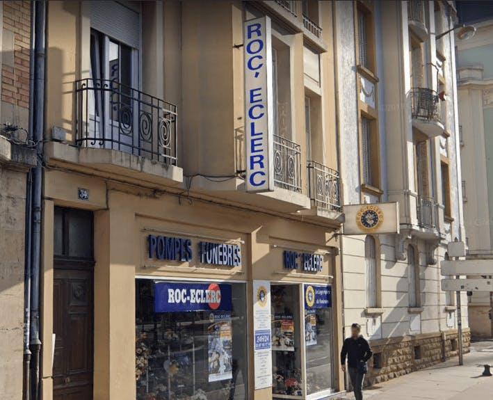 Photographie Pompes Funèbres Roc-Eclerc de Metz