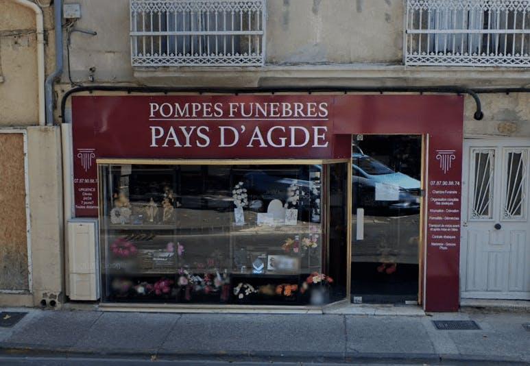 Photographie Pompes Funèbres Pays d'Agde