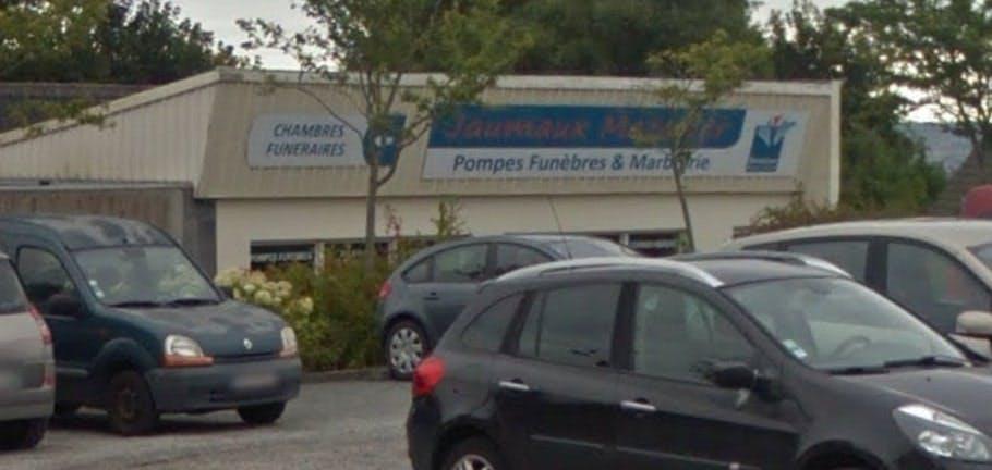 Photographie Pompes Funèbres et Marbrerie Jaumaux-Mazurier d'Équeurdreville-Hainneville