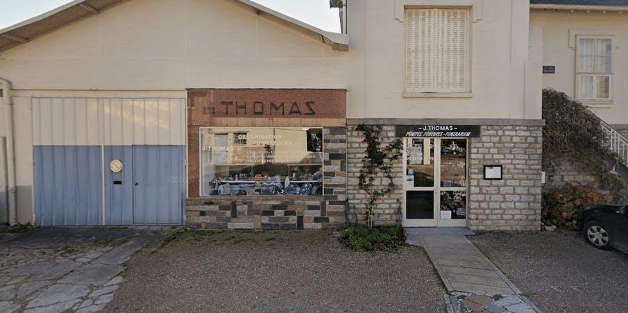 Photographie Pompes Funèbres Thomas de Vittel