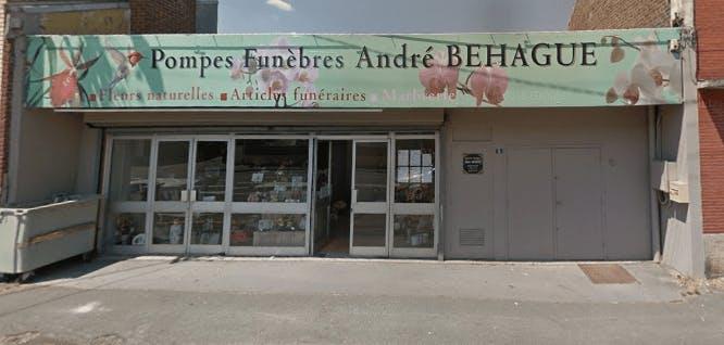 Photographie de Pompes Funèbres Behague de Vendin-le-Viel