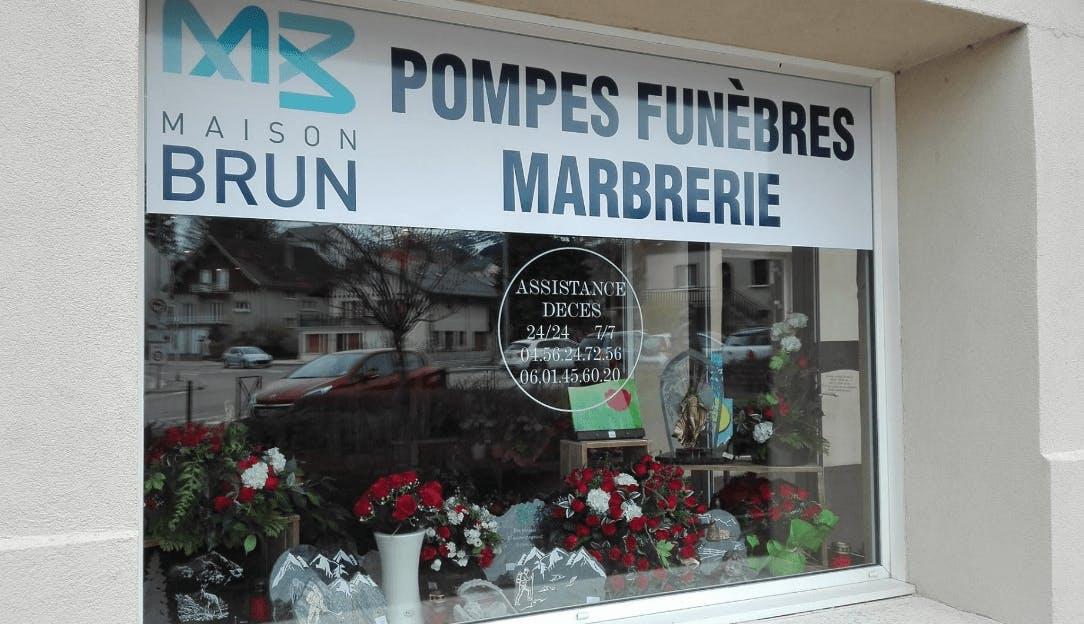 Photographie de la Pompes Funèbres Brun à Villard-de-Lans