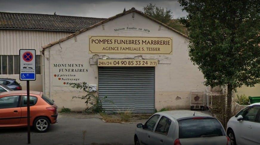 Photographie de L'Agence Gardoise Pompes Funèbres