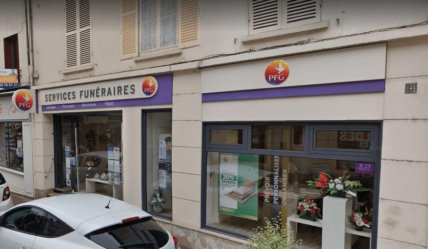 Photographie Pompes Funèbres Générales de Conflans-Sainte-Honorine