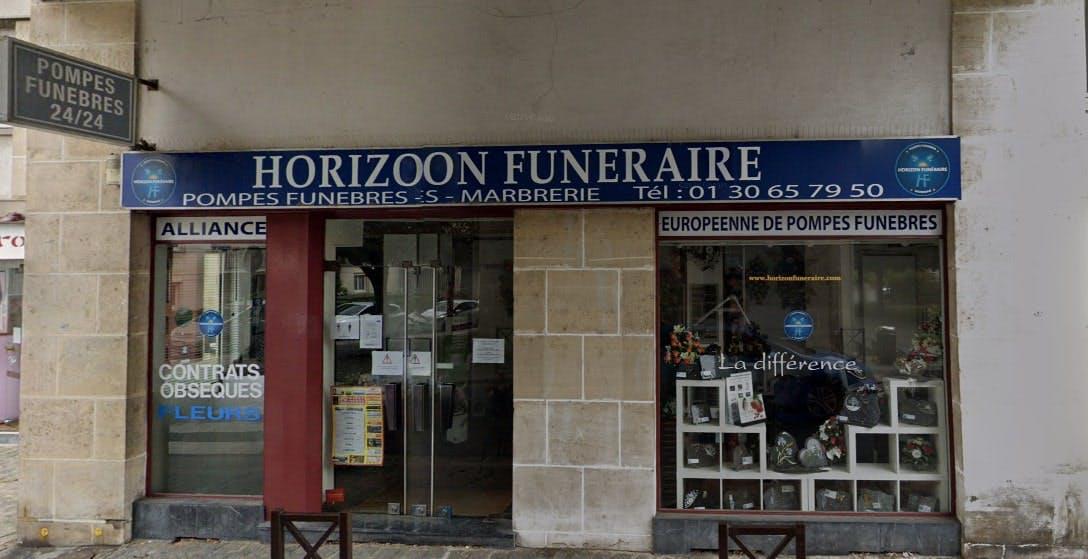 Photographies des Pompes Funèbres Marbrerie Horizon Funéraire à Poissy