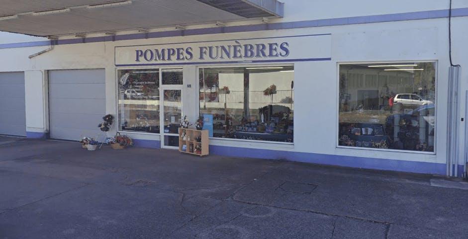 Photographie de la Pompes Funèbres Choisy  de la ville de Sainte-Livrade-sur-Lot