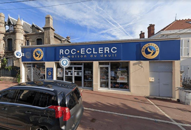 Photographie Pompes Funèbres Roc-Eclerc de Saint-Cyr-l'École